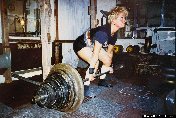 pat reeves powerlifting
