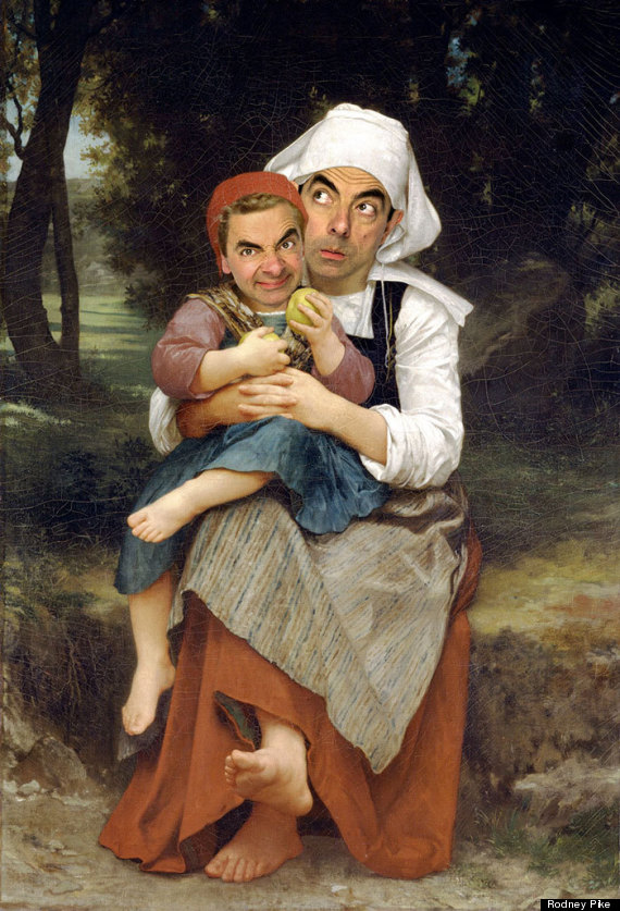 mr bean historic