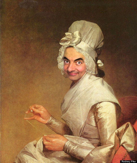 mr bean bonnett