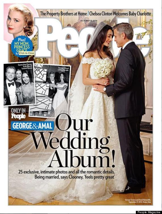 george clooney amal wedding
