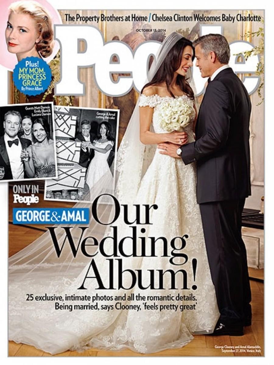 people magazine george amal