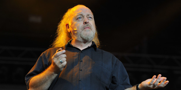 LONDON, UNITED KINGDOM - JULY 20: Bill Bailey performs on stage at the Kew The Music concert at Kew Gardens on July 20, 2014 in London, United Kingdom. (Photo by C Brandon/Redferns via Getty Images)