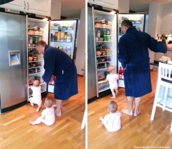 geladeira pai