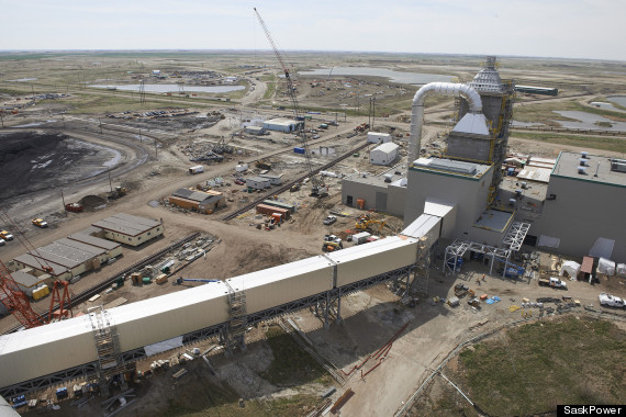 saskpower carbon capture