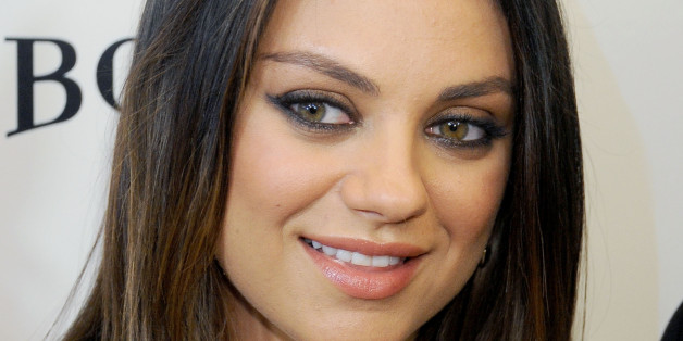 HOLLYWOOD, CA - JUNE 09:  Actress Mila Kunis arrives at the Los Angeles premiere of 'Third Person' at Pickford Center for Motion Study on June 9, 2014 in Hollywood, California.  (Photo by Gregg DeGuire/WireImage)