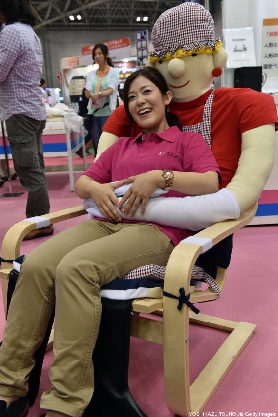 yasuragi chair