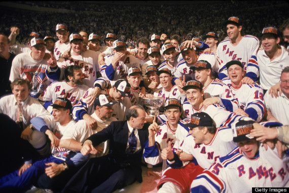 1994 rangers stanley cup