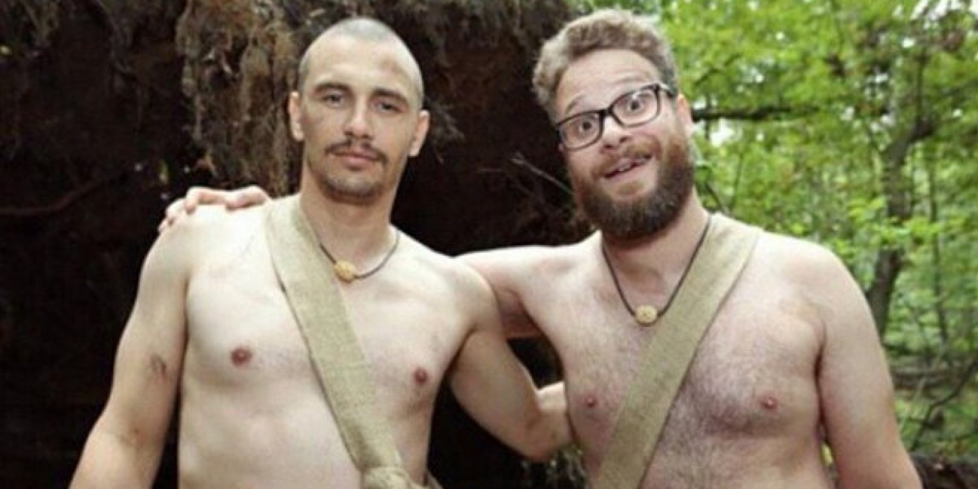 James Franco Girlfriend History Pretty james franco and seth rogen are naked, just chillin' in the