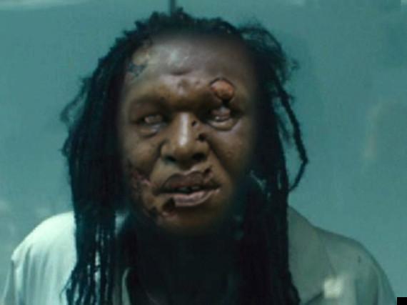 ebola zombie victim