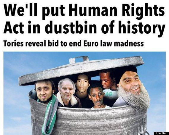 the sun human rights
