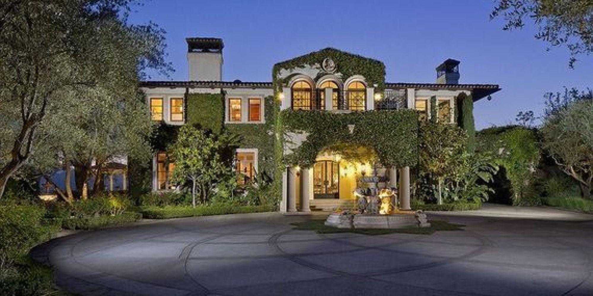 Pics of celebrity homes - Pics Of Celebrity Homes 13