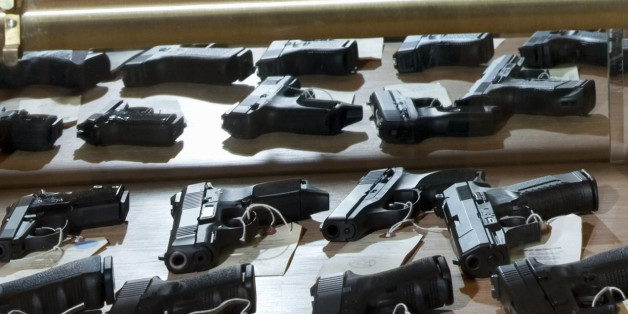 30,000 Yearly Gun Deaths Is a Health Epidemic