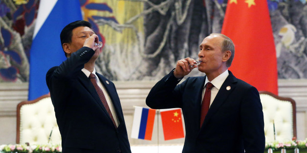 Sanctions Are Forcing New Russian Links with China