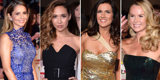 Pride Of Britain Awards - best and worst dressed