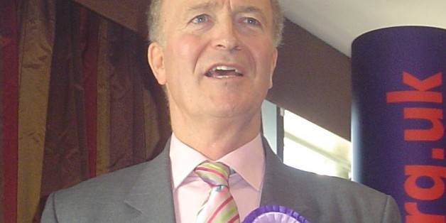 Former Christian Party leader Alan Craig, who is joining Ukip