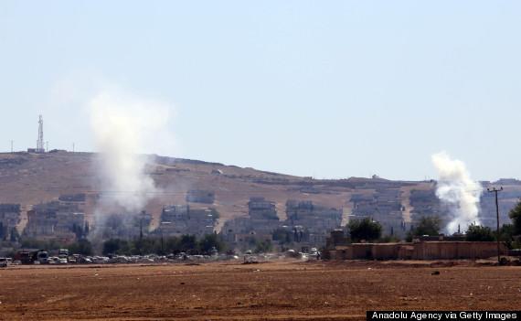 kobane syria