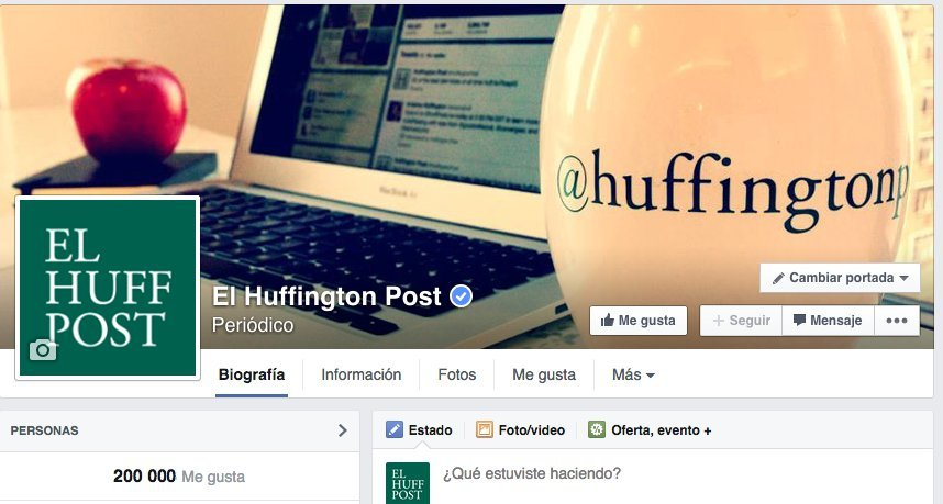 facebook huffpost