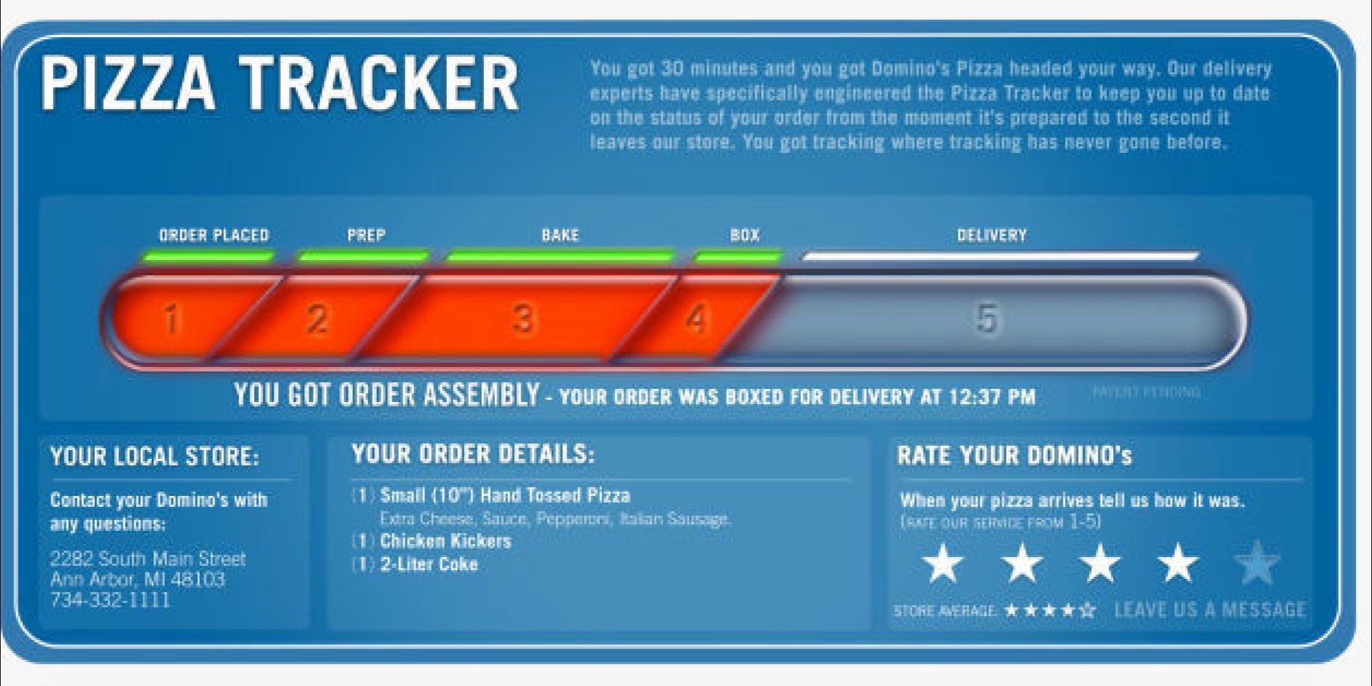 Dominos pizza online order - Dominos Pizza Online Order 8