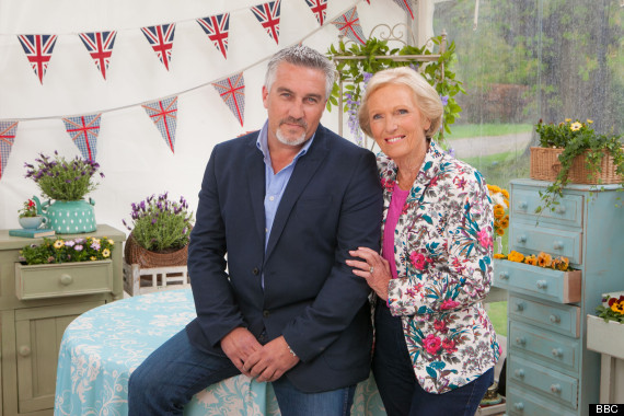 great british bake off innuendos
