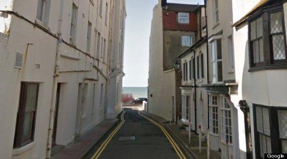 norfolk street brighton