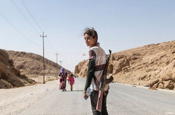 curdi kobane