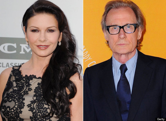 catherine zeta jones bill nighy