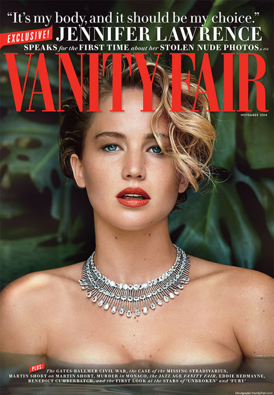 jeniffer lawrence vanity fair