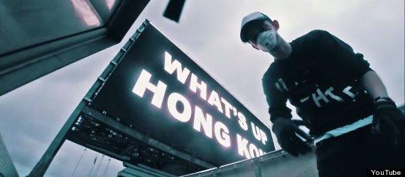 hong kong billboard hack