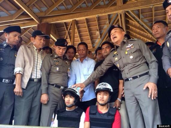 thai murders