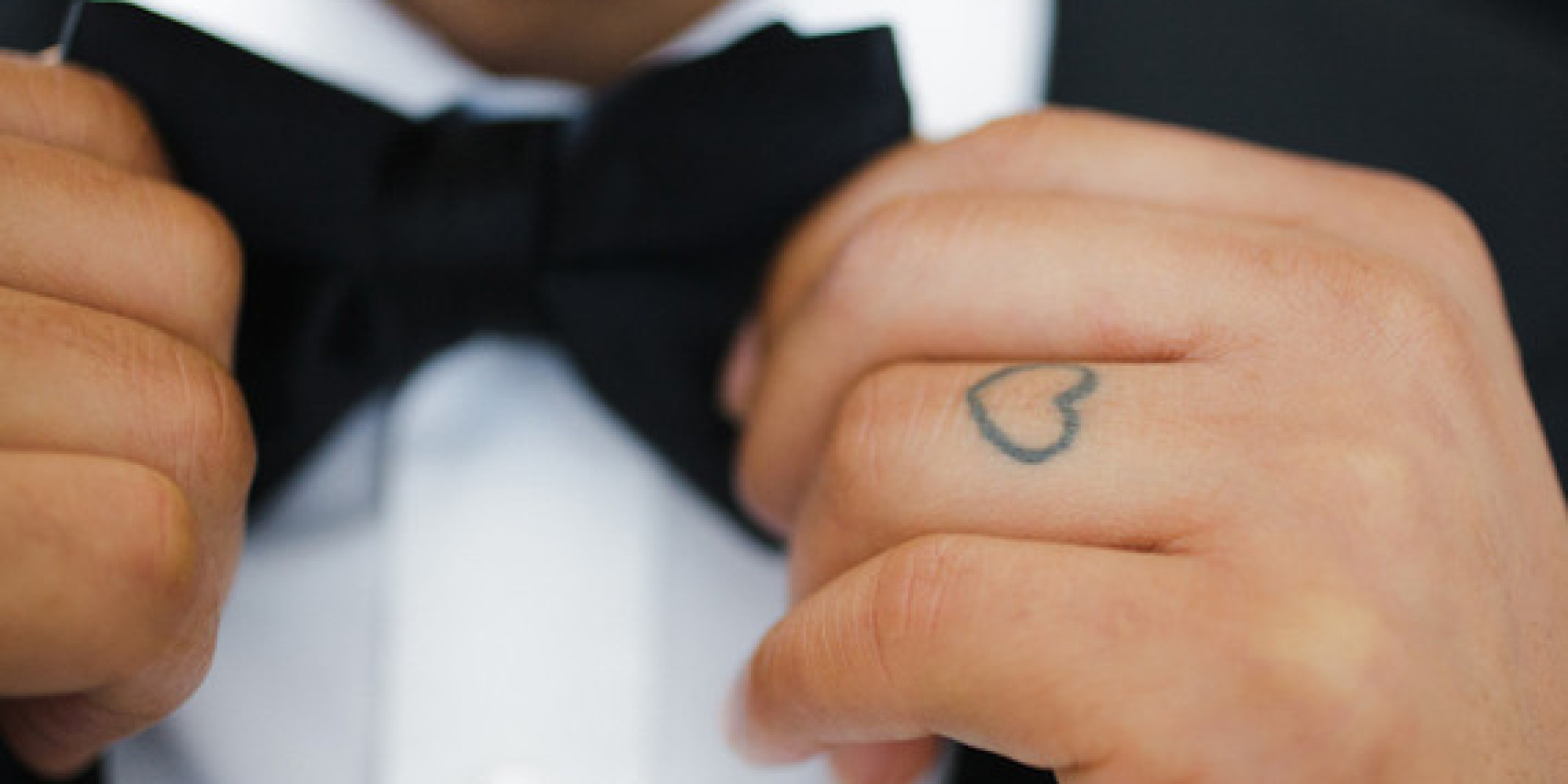 8 Tattoo Wedding Ring Ideas That Show Your Commitment For, Like ...
