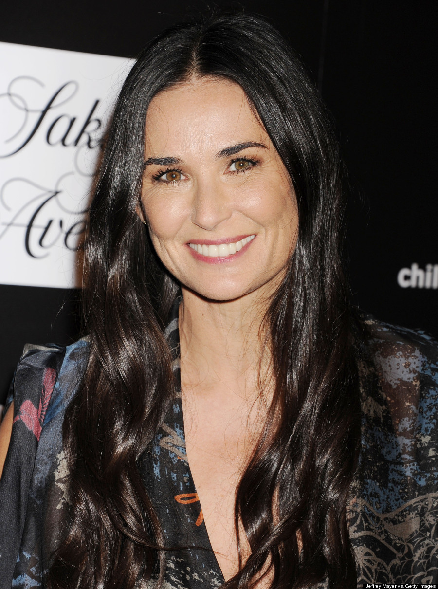 Demi Moore Looks Like ...