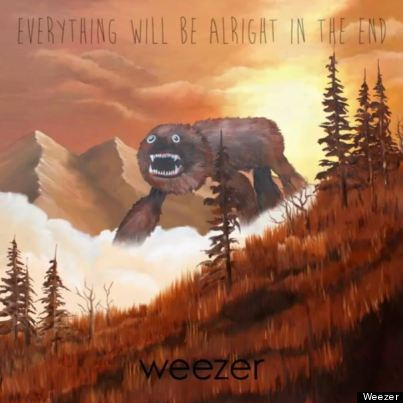 «Everything Will Be Alright In The End» de Weezer: enfin!