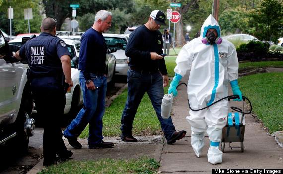 dallas ebola