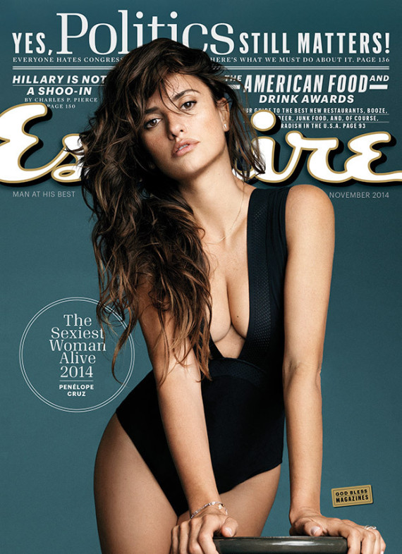 penelope cruz esquire