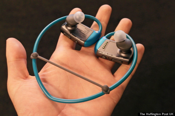 Sony WS610 Waterproof MP3 Player Review: Beyond The Sea