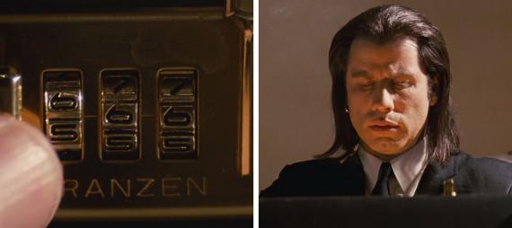 pulp fiction briefcase