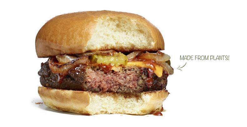 burger vegetarien