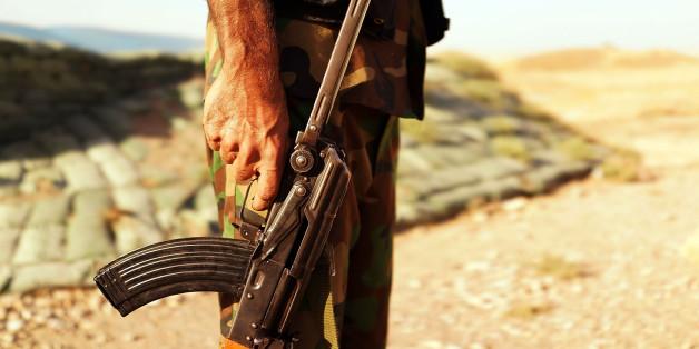 Den Finger am Abzug - welche Waffen haben die Kämpfer von ISIS