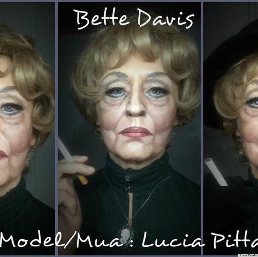 bette davis makeup