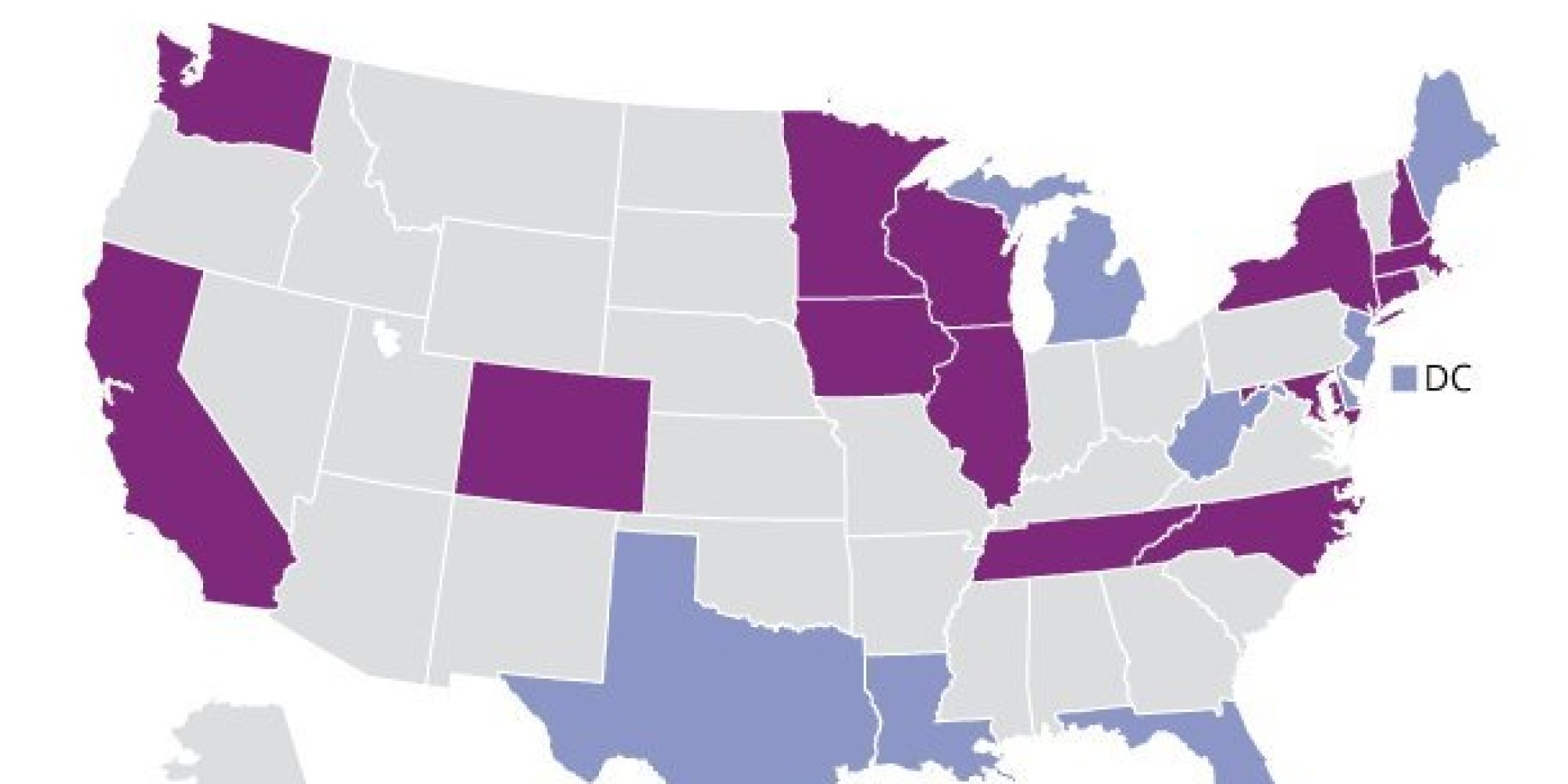 These Abusers Arent Allowed To Own Guns So Why Arent States - Us gun murders map