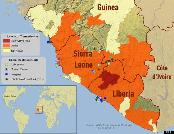 ebola cry