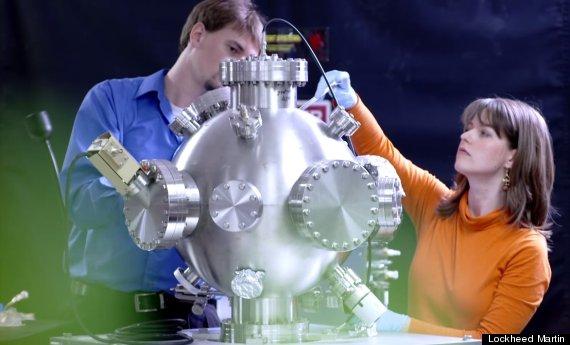 compact fusion reactor