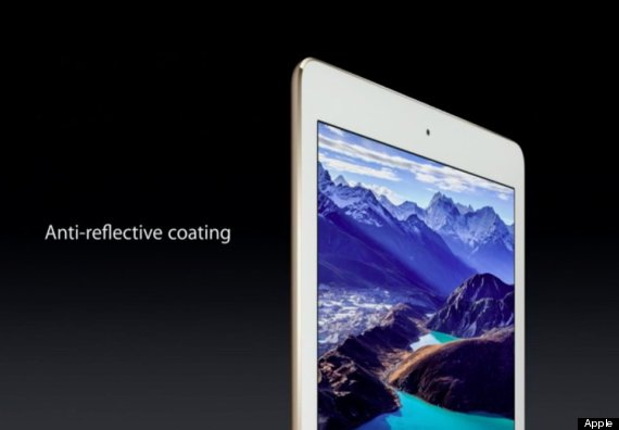 apple ipad air 2 screen