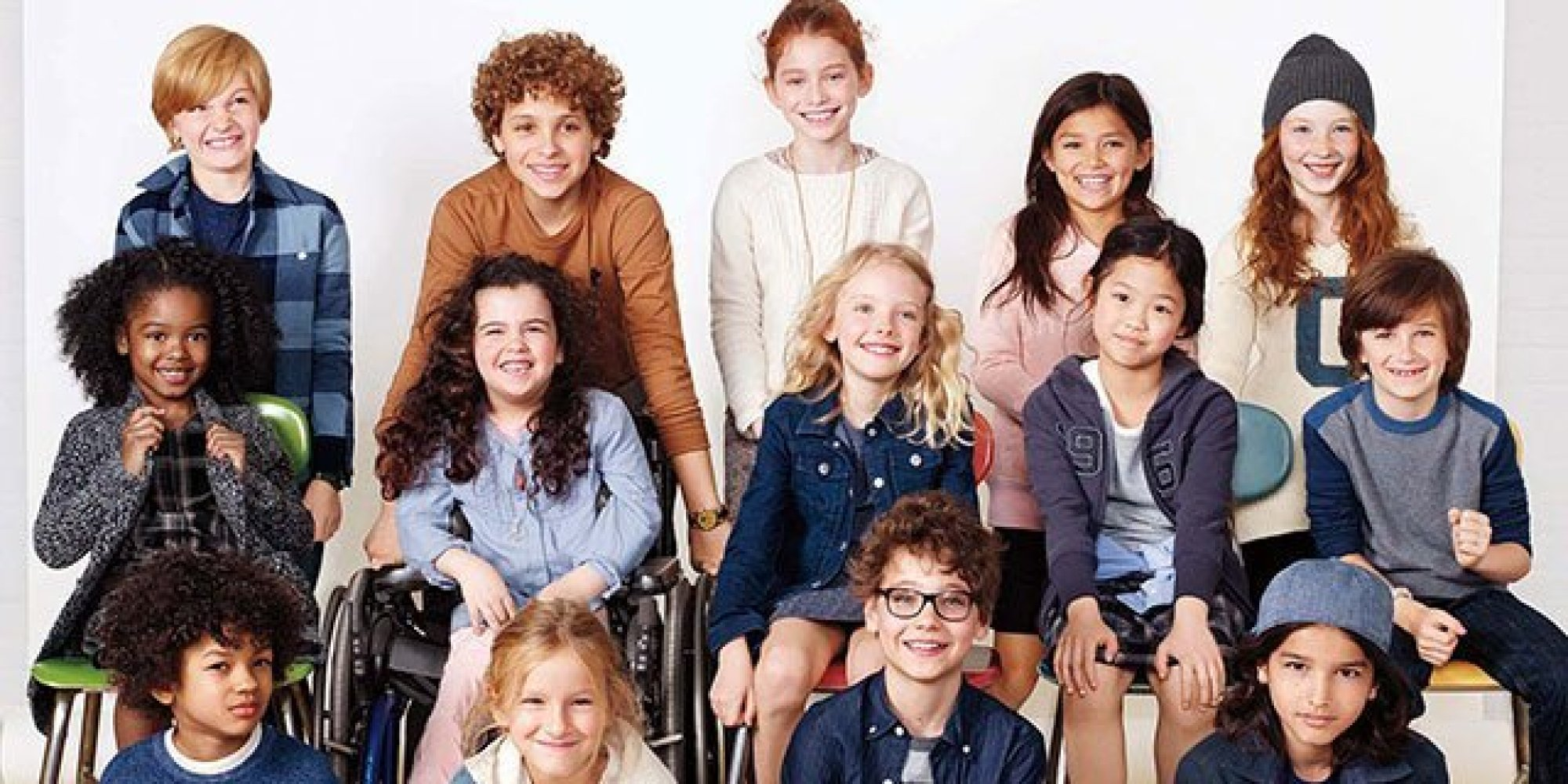 The Inclusive Gap Ad That Has Everyone Cheering