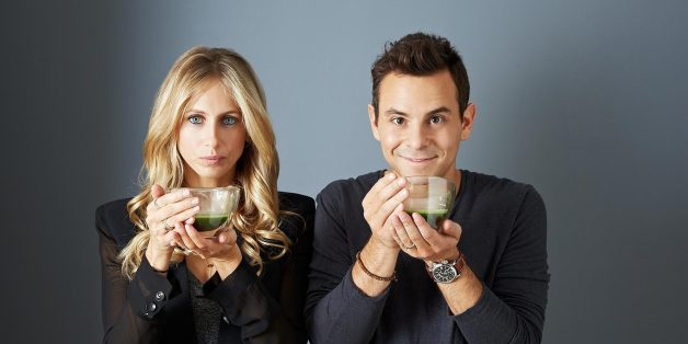 This Couple's Biggest Adventure Began When They Switched From Coffee To Green Tea