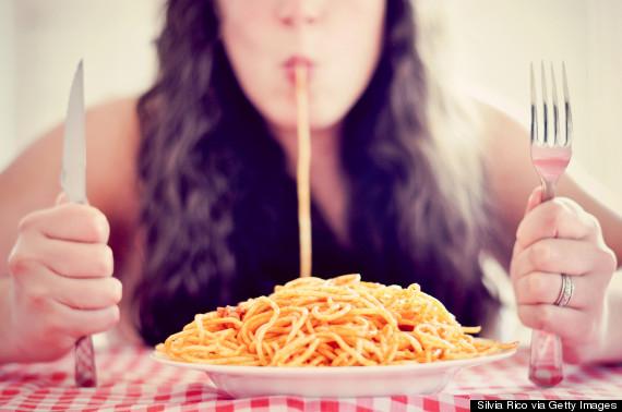 reheated pasta