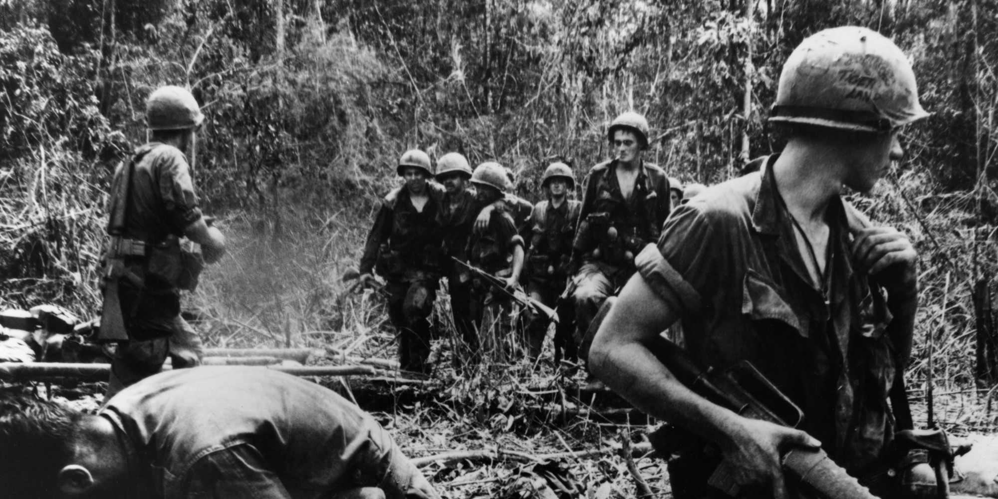 the historic battle of america in the vietnam war Loreta velasquez re-enlisted and fought at the battle of shiloh until rediscovered   when the korean war broke out, hispanic-americans again answered the.