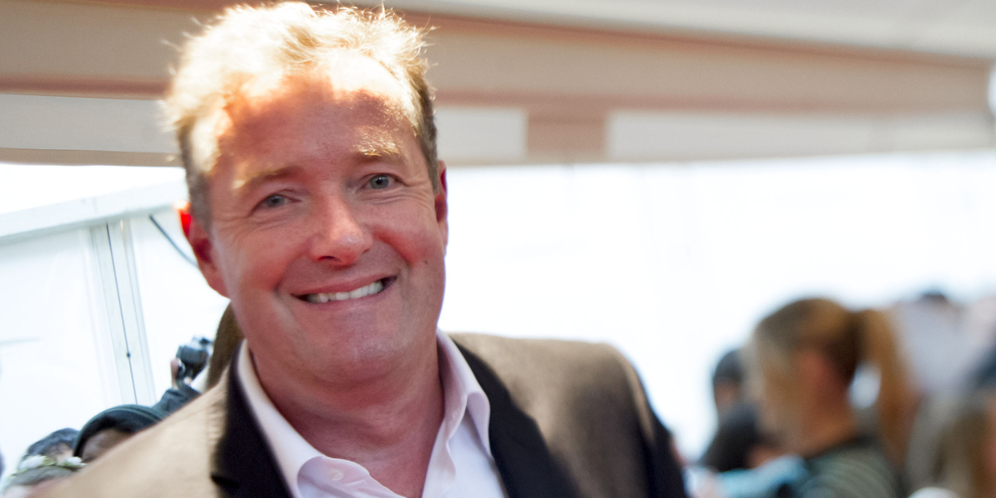 Piers morgan vs russell brand vs donald trump in battle of the egos huffpost uk