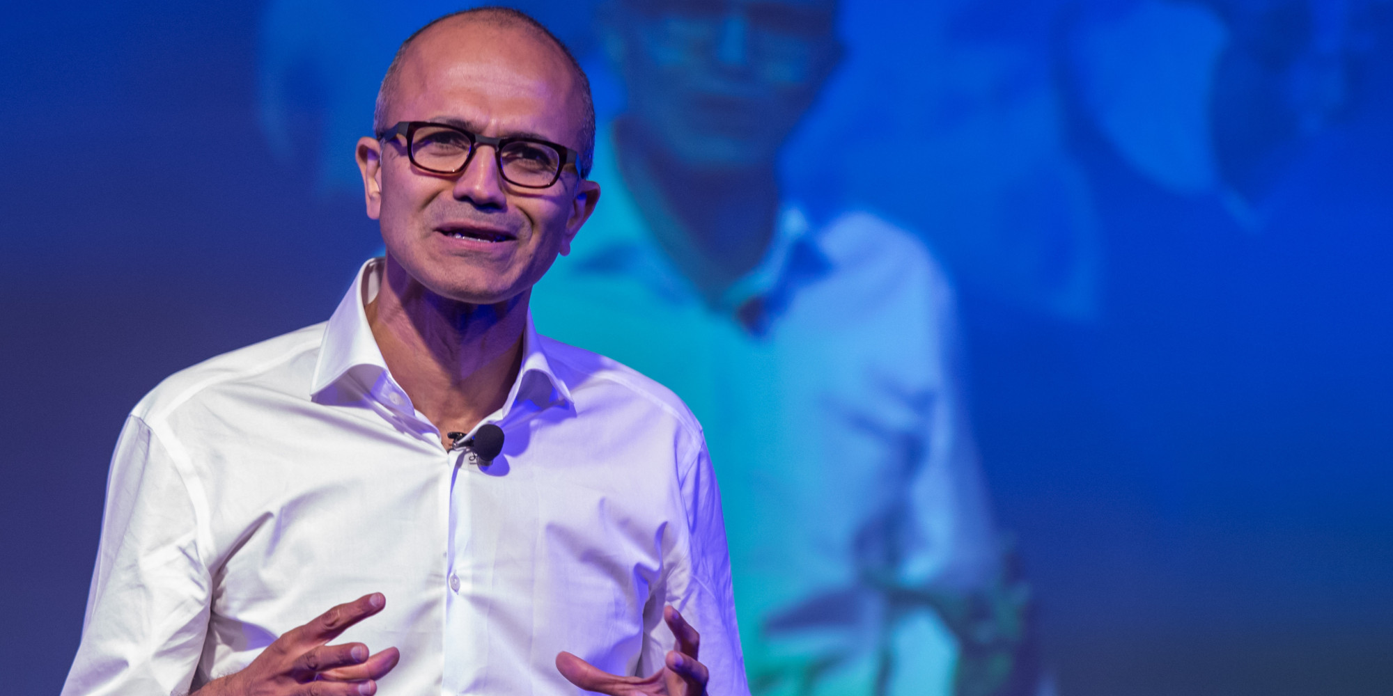 Microsoft ceo never had to ask for a raise or promotion microsoft ceo never had to ask for a raise or promotion apparently huffpost ccuart Images