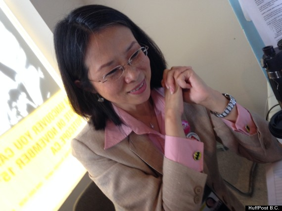 meena wong vancouver
